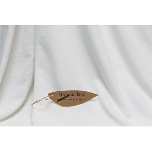 280g/m2 French Terry - Organic Cotton & Bamboo Fabric
